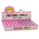 Stempel Princess 3,5 x 3 cm, 60er Display
