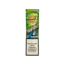 Juicy Blunts Hemp Wraps - TROPICAL (Passion), 25er Display
