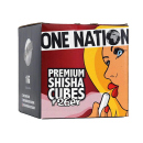 One Nation Shisha-Kohle (Kokos) 64er Pack, 1 Kg
