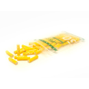 PURIZE Aktivkohlefilter Xtra Slim Size Yellow, 5,9mm,...