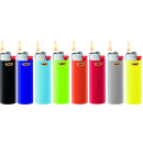 BIC Maxi Reibrad Feuerzeuge Neutral, 50er Display