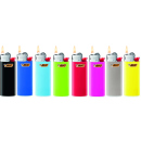BIC Mini Reibrad Feuerzeuge Neutral, 50er Display
