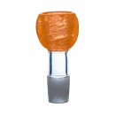 Glaskopf BullTec Orange 18,8 mm Schliff