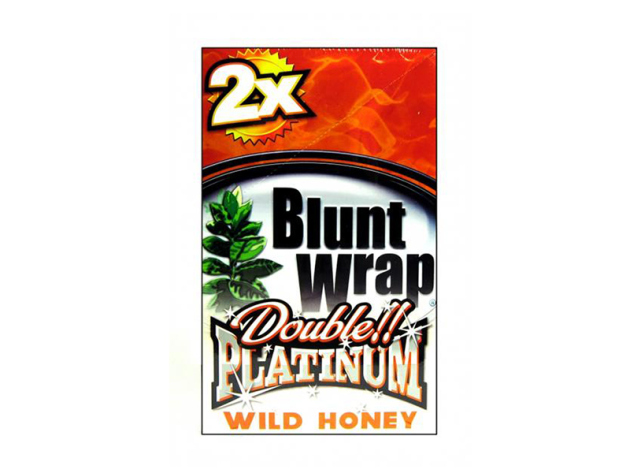 Blunt Wraps GOLD (Wild Honey)