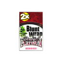 Blunt Wrap SILVER Double Premium (Berries)