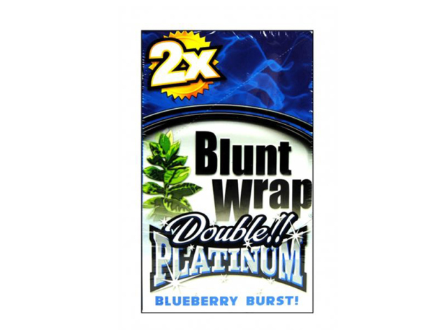 Blunt Wrap BLUE (Blueberry Burst)