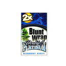 Blunt Wrap BLUE Double Premium (Blueberry Burst)