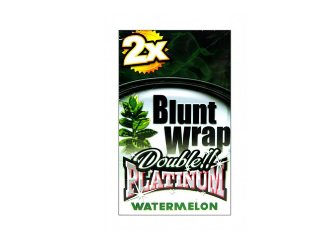 Blunt Wrap JADE Double Platinum (Watermelon)