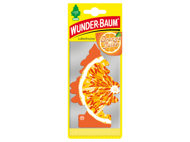 Wunder-Baum Orange Juice