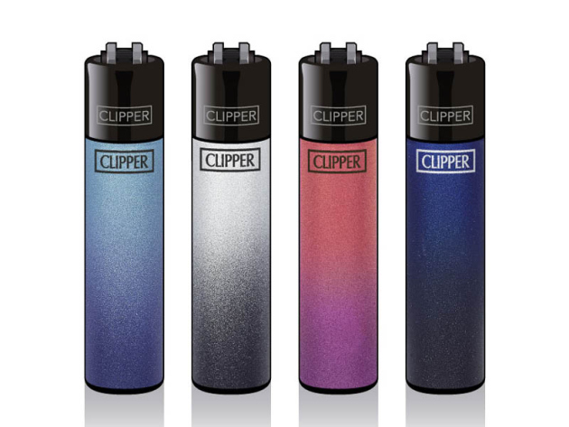 Clipper Large Metallic Gradient, 48er Display