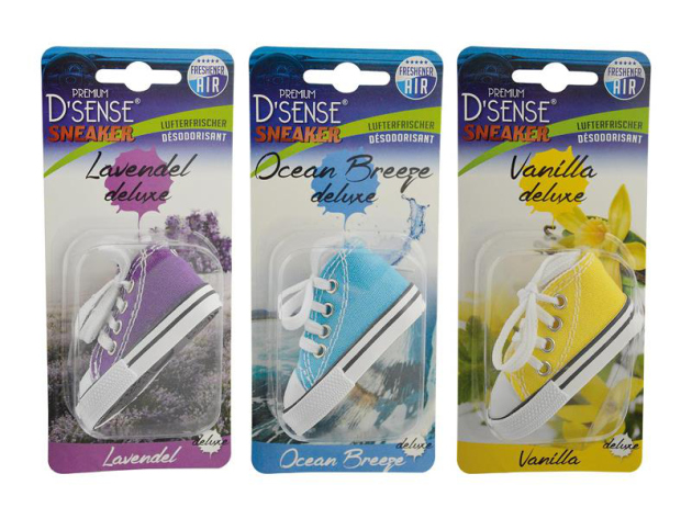 Premium Scents Basket Sneaker 15er Display