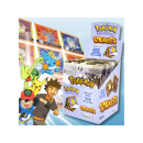 Pokémon - Series 1 - Artbox Sticker 30er Display