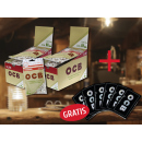 Aktion 2x OCB Filter Slim Organic 10 Beutel je120 Filter...