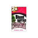 Blunt Wraps PINK Double Premium (Bubble Gum)