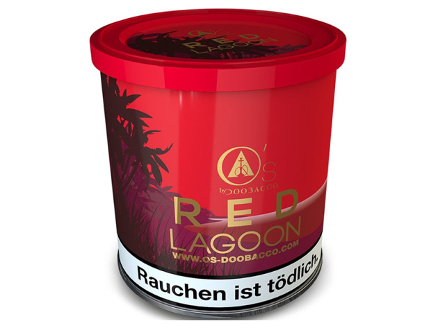 Os Tobacco - RED Red Lagoon (Feige, Kaktus) - 200g