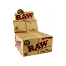 RAW Connoisseur King Size Slim 24 Hefte je 32 Blatt + Tips