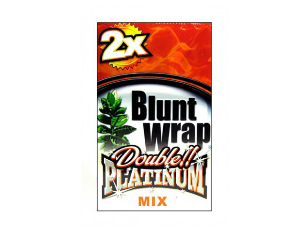 Blunt Wraps Double Platinum MIX