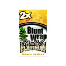 Blunt Wrap IVORY Double Premium (French Vanilla)